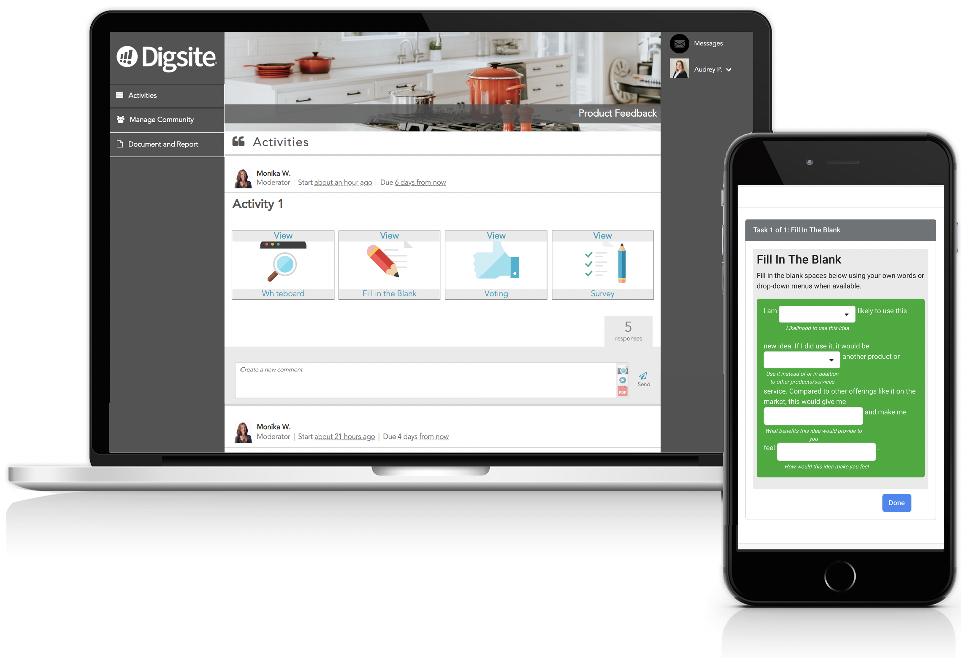 Digsite Platform