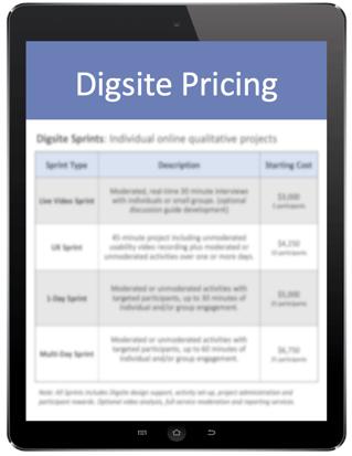 Digsite Pricing-1