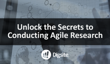 Digsite Webinar - Unlock the Secrets to Agile