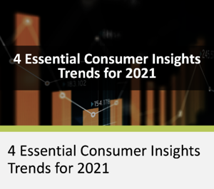 Essential Consumer Insights trends