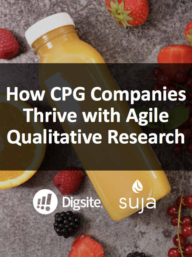How CPG Companies Thrive with Agile Qualitative Research