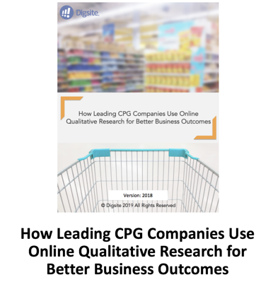 How CPG Companies Use Agile Qual