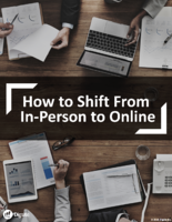 How to Shift From In Person to Online