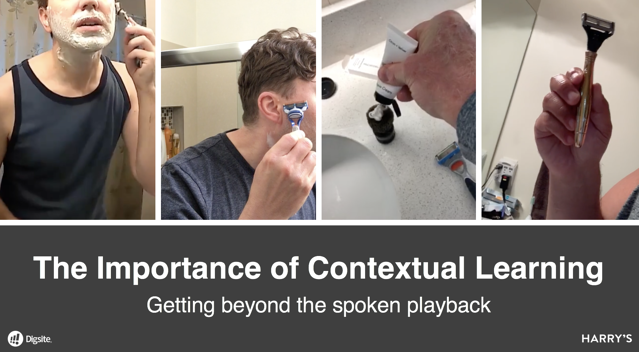 The Importance of Contextual Learning