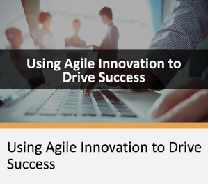 Using Agile Innovation to Drive Success