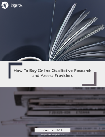 How to Buy Online Qualitative Research and Assess Providers