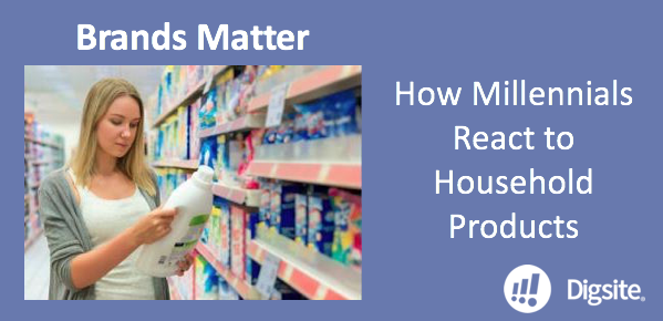 Brands Matter: Qualitative Research on How Millennials React to Household Products