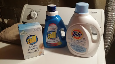 Household products all and tide