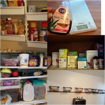 Millennial refrigerator contents